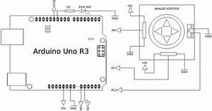 Arduino Joystick Experiment
