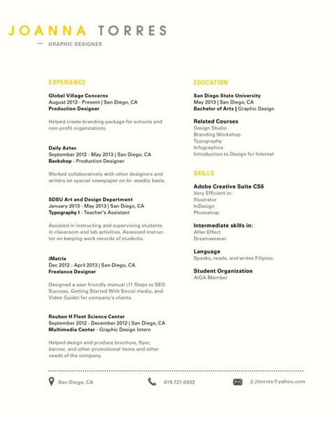 Cv Style by Clean Simple Look Creative Resume Design
