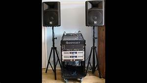 How To Setup Pa System For Band   Live Events   Conference
