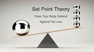 Set Point Theory: Does Your Body Defend Against Fat Loss ...