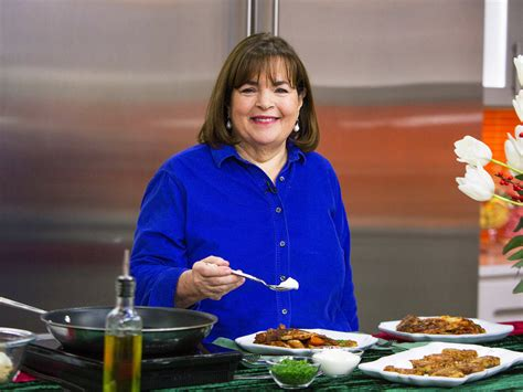 Ina Garten's Book Tour Kicks Off This Fall In Chicago
