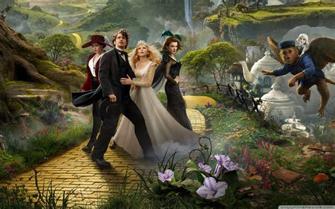Oz The Great And Powerful HD Wallpapers - All HD Wallpapers