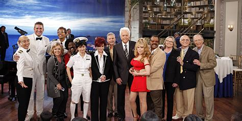 Love Boat Reunion by Love Boat Reunion On The Talk Huffpost