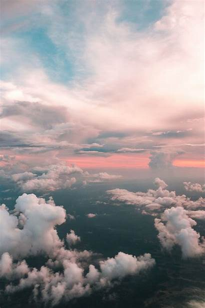 Blank Backgrounds Fill Sky Landscape Cloud Aesthetic