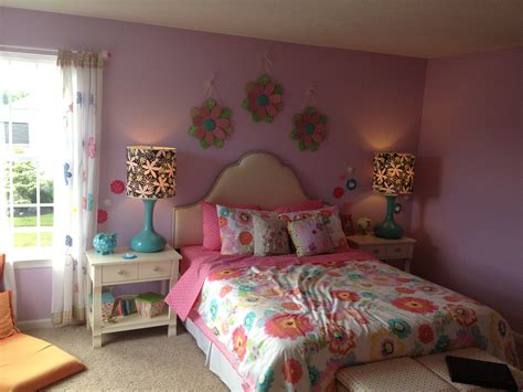 Inspiration For Our 10 Year Old Girl's Room