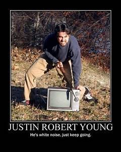 Justin Robert Young - DCTVpedia