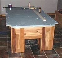 how to make a pool table How to Build a Pool Table, Rustic Style