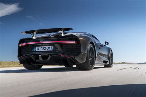 Watch As The Bugatti Chiron Rockets From 0200mph In 16