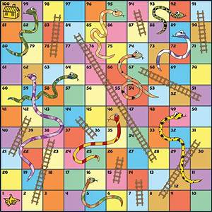 snakes and ladders template found at https wwwfacebook With chutes and ladders template