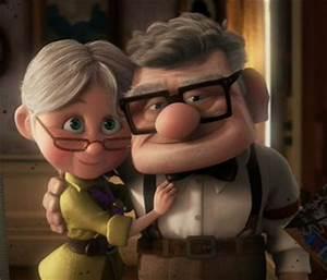 Image - Ellie & Carl (old).jpg | Pixar Wiki | FANDOM ...