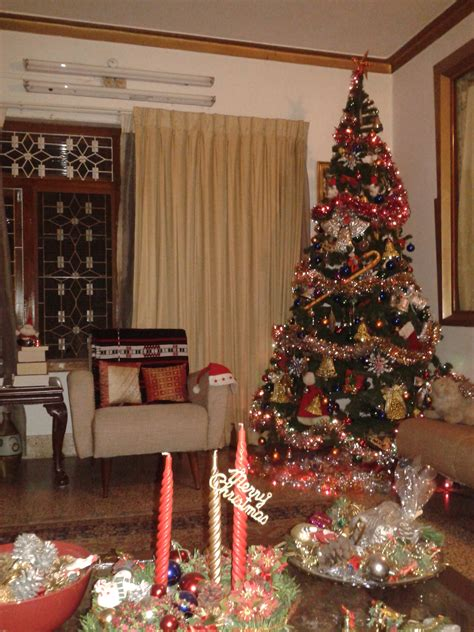 filechristmas tree   home kerala indiajpg