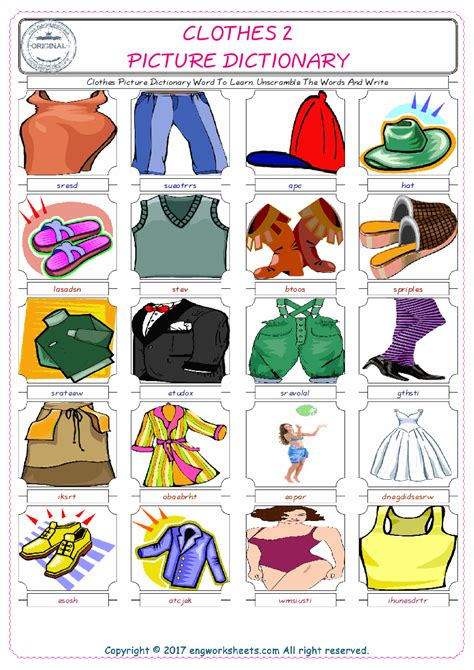 face parts esl printable vocabulary worksheets