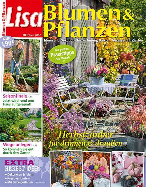 Mein Schöner Garten  Lisa Blumen & Pflanzen