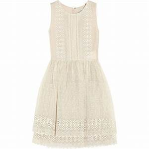 red valentino embroidered silk organza dress 375 liked With robe red valentino