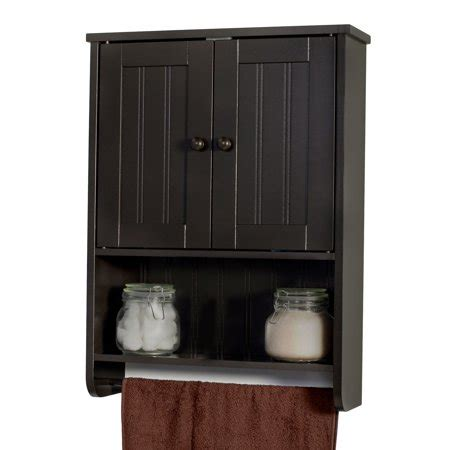 Wall Mount Cabinet Bathroom by Wall Mount Espresso Bathroom Medicine Cabinet Storage