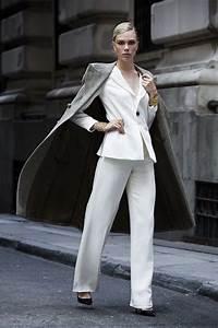 Pantalon De Soiree Chic : tailleur pantalon longue femme chic soiree ~ Melissatoandfro.com Idées de Décoration