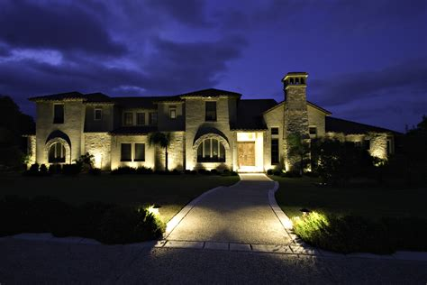 san antonio tx smart outdoor lighting outdoor lighting