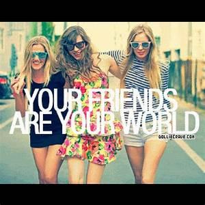3 Best Friends Forever Girls   www.imgkid.com - The Image ...