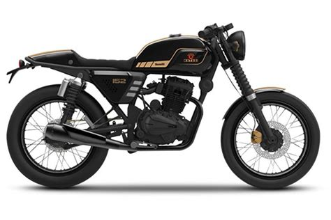 Benelli Motobi 152 Modification by Benelli Cafe Racer 152 Specs Reviewmotors Co
