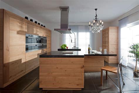 Küche Atrium