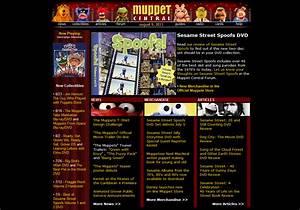 Muppet Central  Website