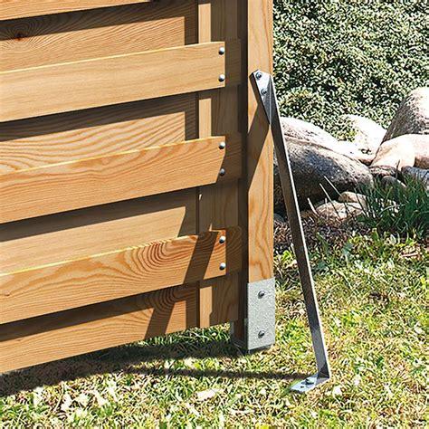 Garten Sichtschutz Holz Befestigen by Sichtschutz Sichtschutz Befestigen Conexionlasallista