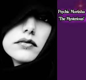Vote For Psychic Mortisha 'the Mysterious' Psychic