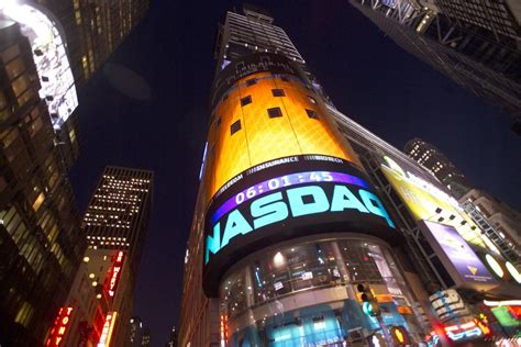 Nasdaq Composite Breaks All-Time High Set During Dot-com ...