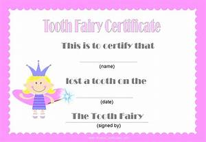 tooth fairy quotes quotesgram With free printable tooth fairy certificate template