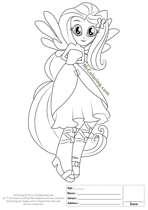 pony  equestria girls coloring pages coloring home