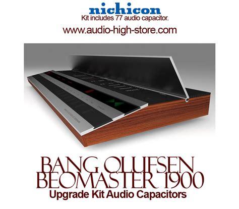 Bang Olufsen Beomaster Upgrade Kit Audio Capacitors