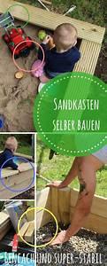 Sandkasten Selber Bauen Anleitung : selbstgebauter sandkasten stabil und einfach zu bauen ~ Watch28wear.com Haus und Dekorationen