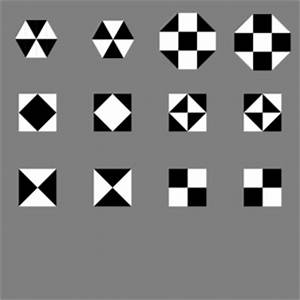 Black And White Shapes Clip Art at Clker.com - vector clip ...