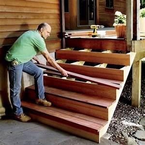 Fabriquer Son Escalier : comment construire un escalier tape par tape ~ Premium-room.com Idées de Décoration