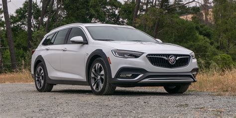 2018 Buick Regal Tourx Review Stylish And Solid, But Not
