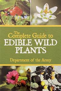 Edible Wild Plants Book