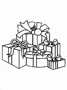 Weihnachtsgeschenke Zum Ausmalen : ausmalbilder malvorlagen weihnachtsgeschenke kostenlos ~ Watch28wear.com Haus und Dekorationen