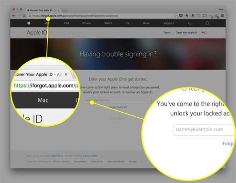 forgot apple id password on iphone how to reset your apple id password cult of mac Forgo
