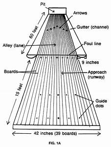 Bowling Alley Dimensions Diagram