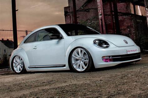 vw beetle mk slammed    ground carscoops