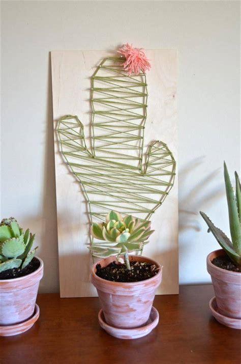top  diy cactus craft ideas