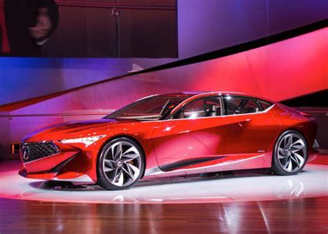 Acura Precision Concept 2020 2018 acura precision concept honda overview