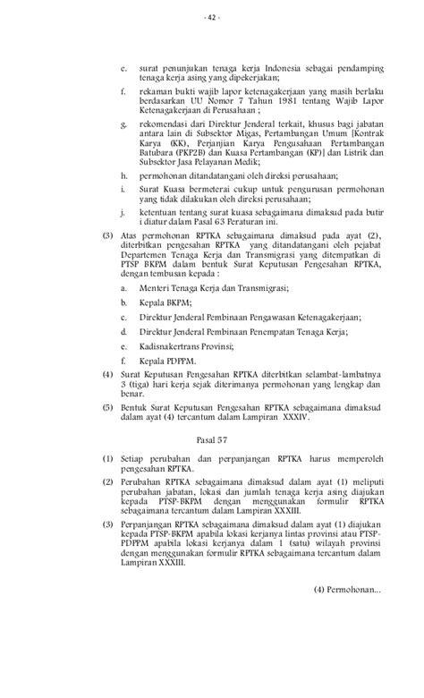 Contoh Formulir Wajib Lapor Ketenagakerjaan - Contoh Duri