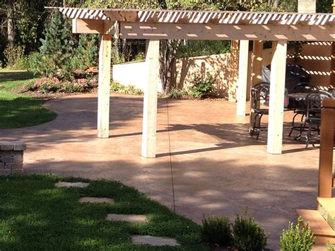 sted concrete patios in kansas city i supreme green
