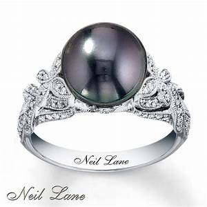 i love this ringits a black pearl and that39s what he With black pearl wedding rings