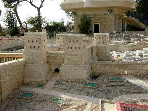 jerusalem model city rapture ready