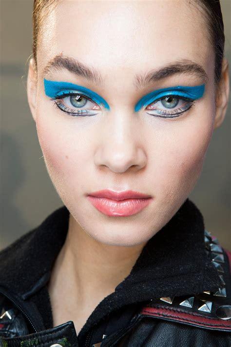 Модный макияж 2018 .