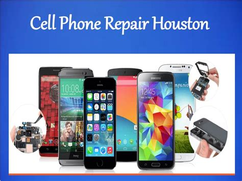 iphone repair houston ppt cell phone repair in houston powerpoint presentation Iphon