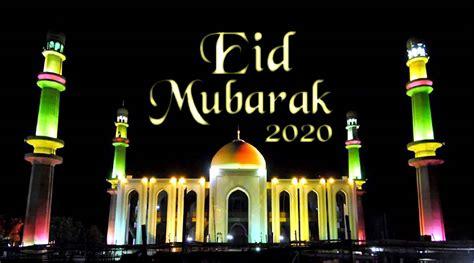 Eid Mubarak 2020 – Happy Eid Mubarak 2020 ...