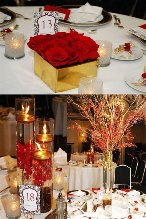 Best 25 Red Gold Weddings Ideas On Pinterest Yellow